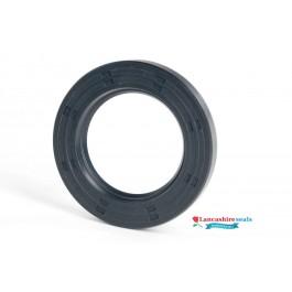 1/2x3/4x1/8 Inch Imperial Shaft Oil Seal R21/SC Single Lip