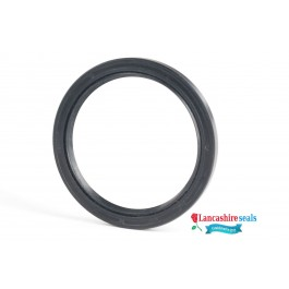 30x45x7mm Nitrile Rubber Rotary Shaft Oil Seal R23/TC Double Lip With Garter Spring