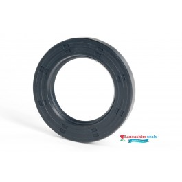 75x110x12mm Nitrile Rubber Rotary Shaft Oil Seal R23/TC Double Lipped With Garter Spring