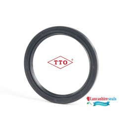 27x40x10mm Oil Seal TTO Nitrile Rubber Double Lip R23/TC With Garter Spring